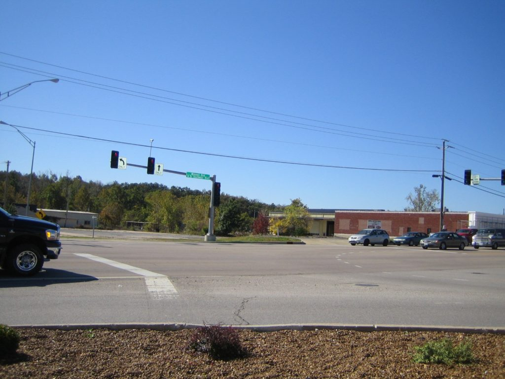 Land for Rent - Dix Rd & Missouri Blvd - Jefferson City, MO